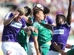 Wien steht wieder ein intensives Derby bevor