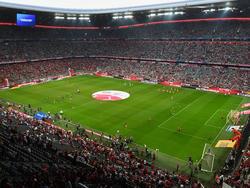 Künftig wird in der Allianz Arena auf Naturgras gespielt.
