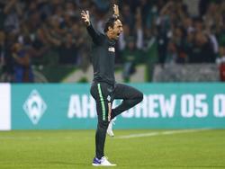 Nouri könnte vom Interims- zum Chef-Coach werden