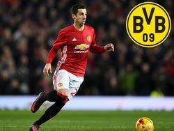 Henrikh Mkhitaryan blickt auf seine BVB-Jahre zurück