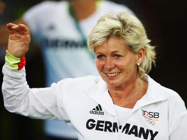 Silvia Neid wurde zum dritten Mal zur Welttrainerin gewählt