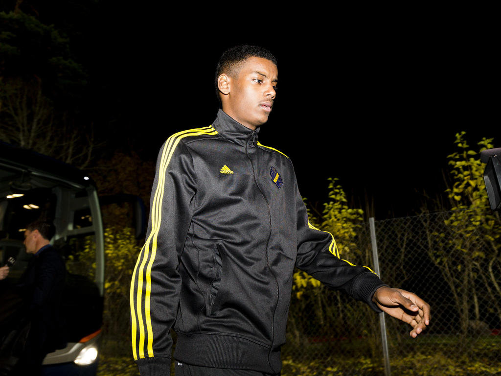 Supertalent Alexander Isak wechselt wohl zum BVB