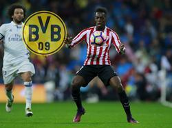 Ist bisher nur echten Insidern ein Begriff: Bilbao-Angreifer Williams