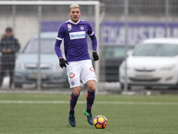 Die Wiener Austria verleiht Patrizio Stronati in seine tschechische Heimat zum FK Mladá Boleslav