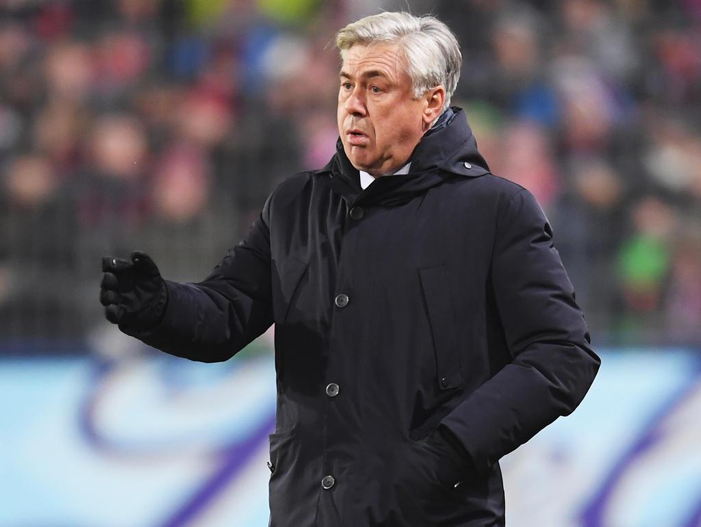 Carlo Ancelotti hat für seinen