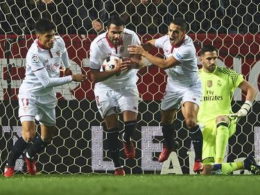 Vicente Iborra es el jugador más efectivo de LaLiga. (Foto: Getty)