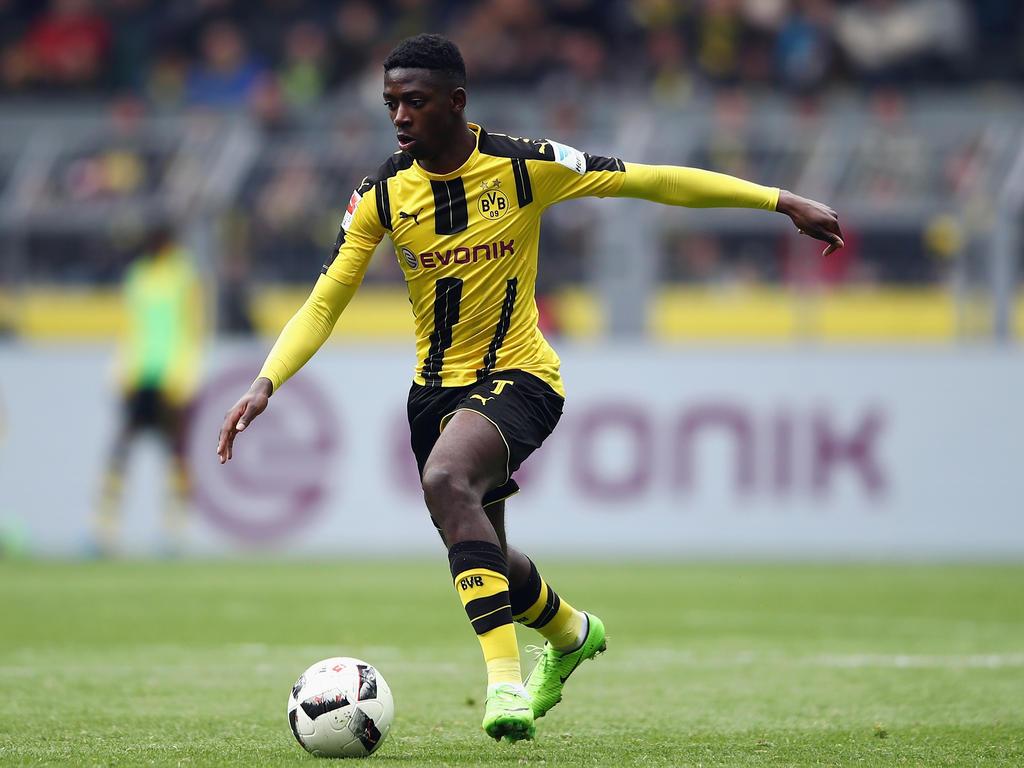 Ousmane Dembélé (BVB)