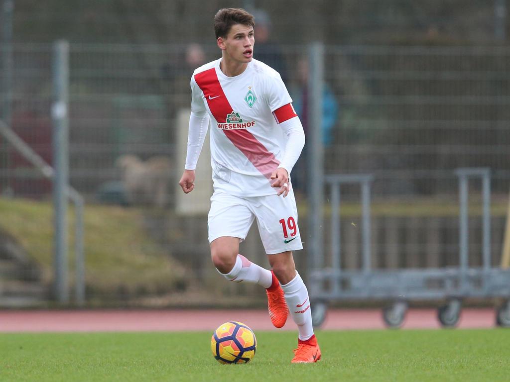 Werder-Talent Luca Zander geht auf Leihbasis zum FC St. Pauli