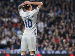 James Rodríguez pocht wohl auf seine Rückennummer 10