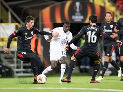 Williams marcó el empate del Bilbao poco antes del final del partido. (Foto: Imago)
