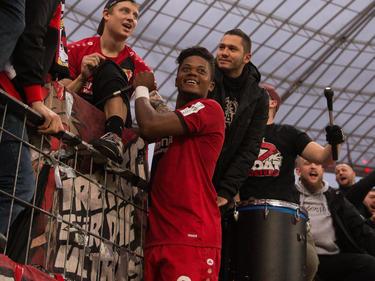 Bayer Leverkusens Leon Bailey ist einer der Shooting-Stars der Bundesliga