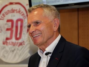 Rückendeckung für Präsidentschaftskandidat Wolfgang Dietrich
