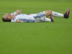 Mathieu Valbuena fehlt Olympique Lyon einige Wochen
