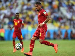 Kevin-Prince Boateng spielt derzeit für UD Las Palmas