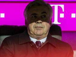 Carlo Ancelotti ist bei Bayern München nicht (mehr) unumstritten