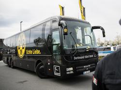 Die Bundesanwaltschaft beschuldigt Sergej W., drei Sprengsätze neben dem BVB-Bus gezündet zu haben