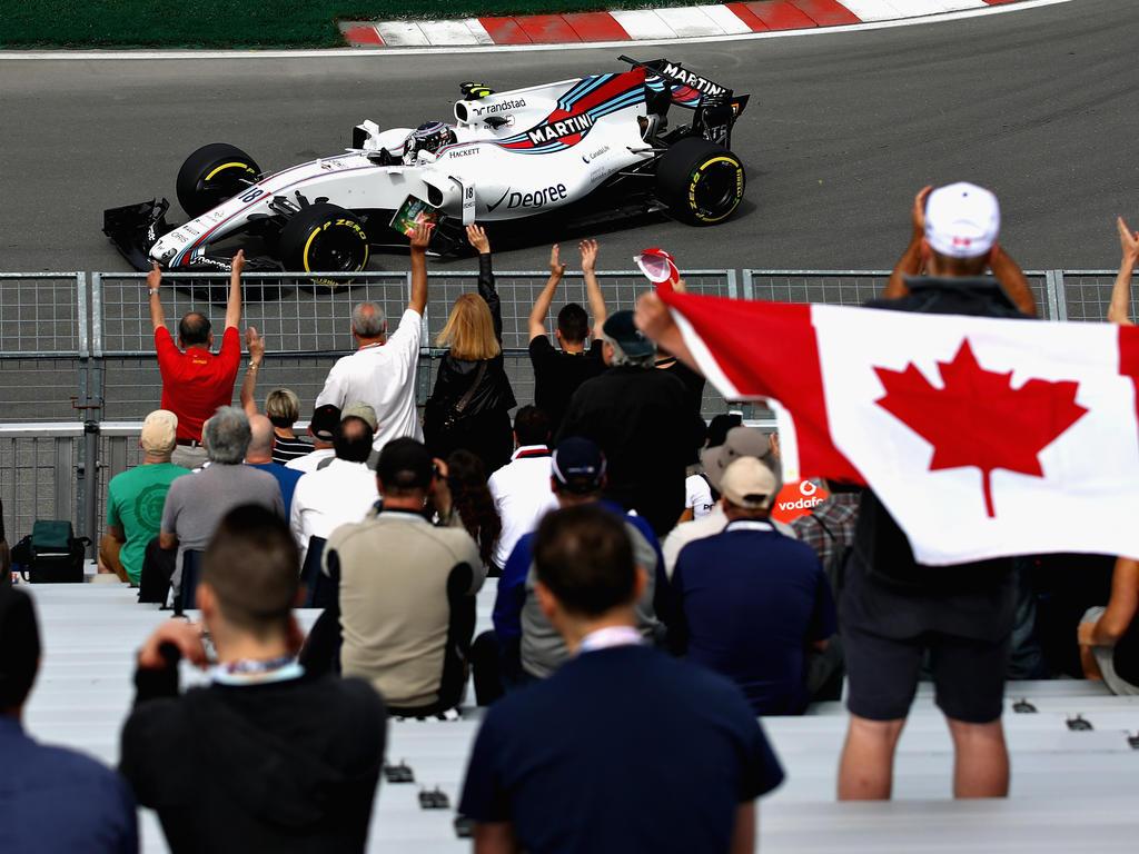 Hamilton holte Pole Position in Kanada - Vettel Zweiter