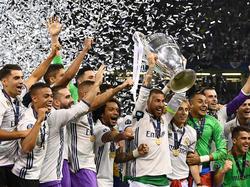 Tercera Liga de Campeones en cuatro años. (Foto: Getty)