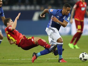 Dennis Aogo (r.) könnte künftig für Hoffenheim spielen