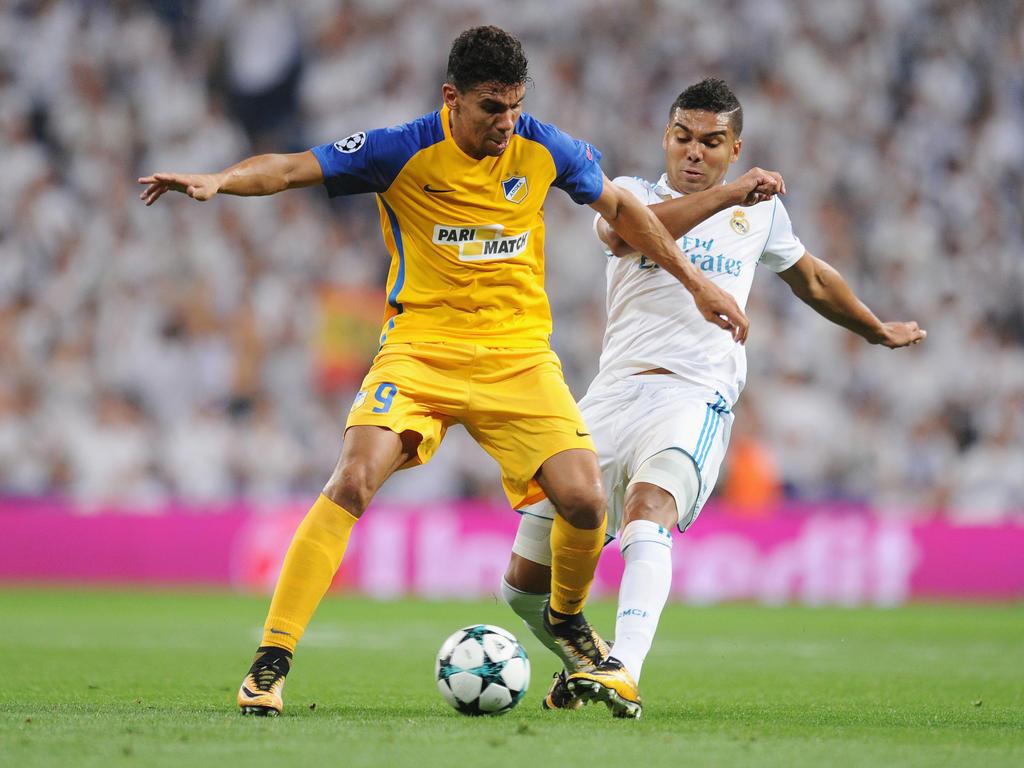 REAL MADRID vs. APOEL