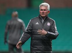 Jupp Heynckes hat seine Meinung zu Sandro Wagner intern geäußert