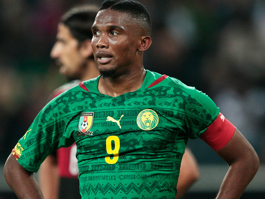 Africa Cup News Eto o hugely missed by Cameroon says Mbia