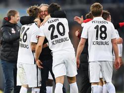 Nach dem Aufstieg kann Freiburg jetzt auch noch die Meisterschaft in der 2. Liga perfekt machen