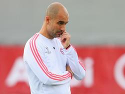 Pep Guardiola verlässt den FC Bayern im Sommer