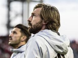 Andrea Pirlo wurde nicht für den EM-Kader Italiens nominiert