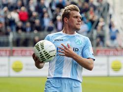 Fabio Leutenecker wechselt zum MSV Duisburg