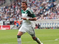 Jubelt Mandžukić bald wieder für die Wölfe?