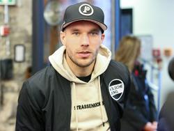 Soll vor einem Engagement in Japan stehen: Lukas Podolski