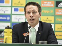 Rapid Geschäftsführer Wirtschaft Christoph Peschek