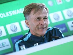 Andries Jonker peilt den nächsten Saisonsieg an
