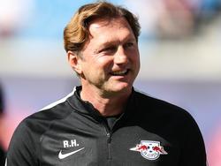 Ralph Hasenhüttl blickt mit großer Vorfreude auf die kommende Saison