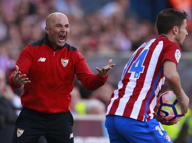 Jorge Sampaoli wird seinen Vertrag in Sevilla vorzeitig auflösen