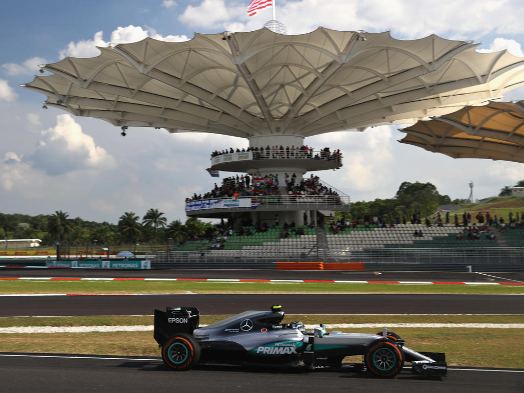 Sepang International Circuit, Malaysia