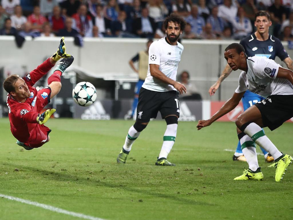 Image result for Liverpool bestraft tapfere Hoffenheimer