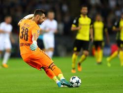 Bleibt Roman Bürki dauerhaft die Nummer eins beim BVB?