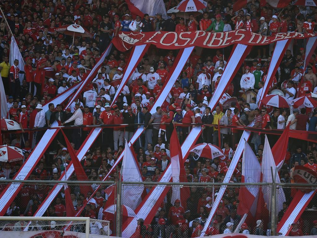 La hinchada de Independiente volverá a dar calor a los suyos. (Foto: Imago)