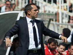 Sergi es el nuevo entrenador del Real Mallorca. (Foto: Imago)