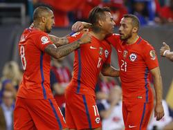Chile se enfrentará a Paraguay y Bolivia en el camino hacia el Mundial. (Foto: Getty)