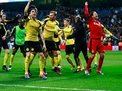 Dortmund ist wieder auf Augenhöhe mit den Top-Teams Europas