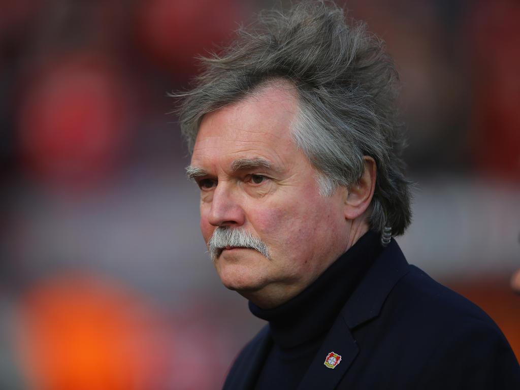 Michael Schade war mit der Leistung seiner Leverkusener zufrieden