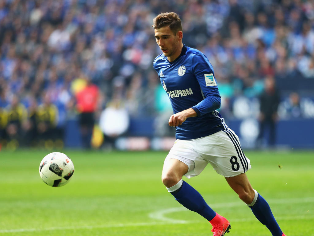 Heidel zu Goretzka: Keine Anfrage und kein Angebot vom FCB