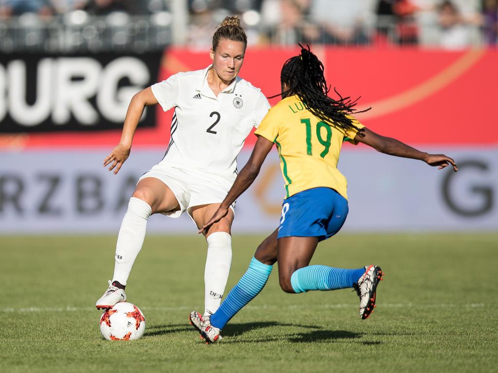 ABWEHR: Josephine Henning | 27 Jahre alt (Olympique Lyon)