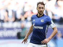 Droht beim Bundesliga-Start auszufallen: Schalke-Kapitän Benedikt Höwedes