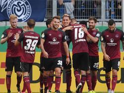 DFB-Pokal: Der Club gewinnt beim MSV Duisburg