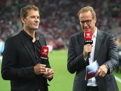 """Erfolgreicher Fußball-Abend für """"RTL"""""""