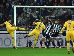Sami Khedira traf gleich drei Mal gegen Udine